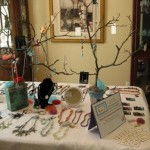 Kim's Home Jewelry Party Display