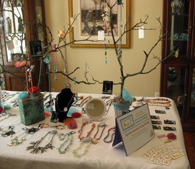 Kim S Home Jewelry Party Display Jewelry Making Journal