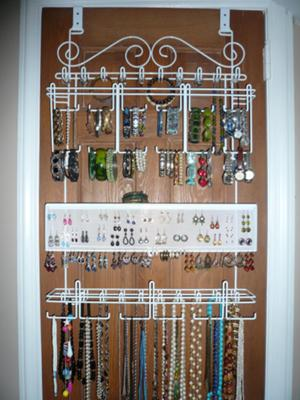 Longstem Jewelry Organizers — Jewelry Making Journal