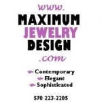 Maximum Jewelry Design business cards
