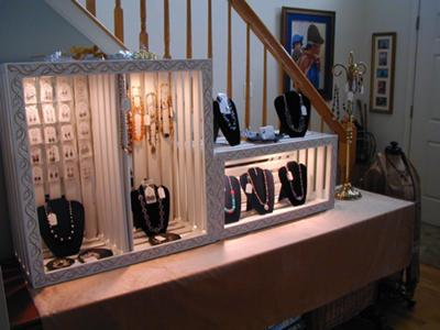 MEBDesigns Jewelry Booth