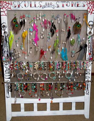 Multi Purpose Jewelry Display