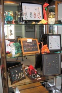 Curio Cabinet Jewelry Display