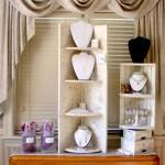 Folding Jewelry Display Shelf