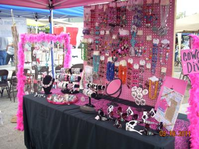 Girly Bling Booth
