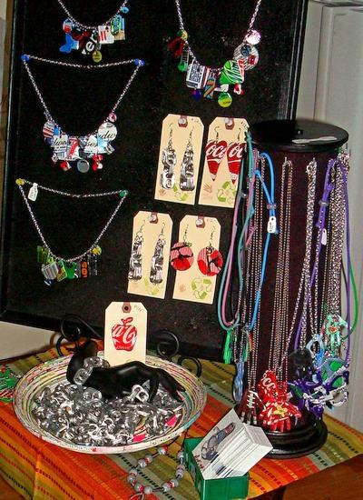 Tiny Jewelry Display Setup — Jewelry Making Journal