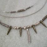 Sling Guitar String Necklaces