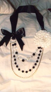 Soft & Strong: Ribbons and Pearls