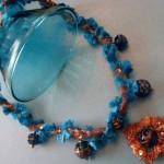 Copper Wire Roadkill Jewellery