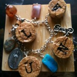 California Vacation Charm Bracelet