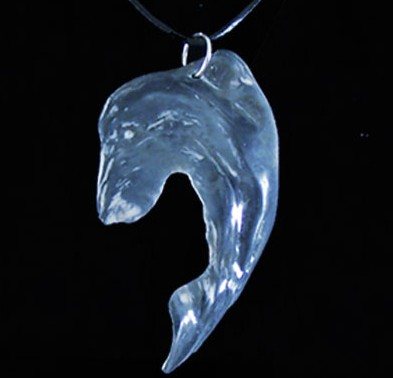 Oyster Dolphin Pendant: A Gift From the Sea