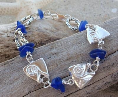 A Sea Glass Jewelry Journey