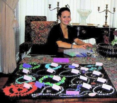 annalea sloan young jewelry business entrepreneur jewelry making