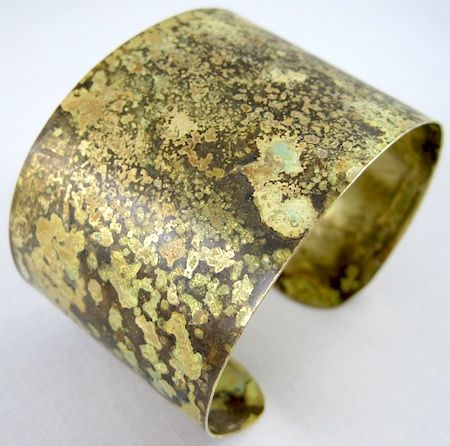 Easy Patina Finishes for Copper and Brass – a Tutorial
