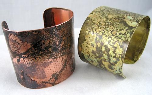 Rustic Cuff Bracelet Tutorial