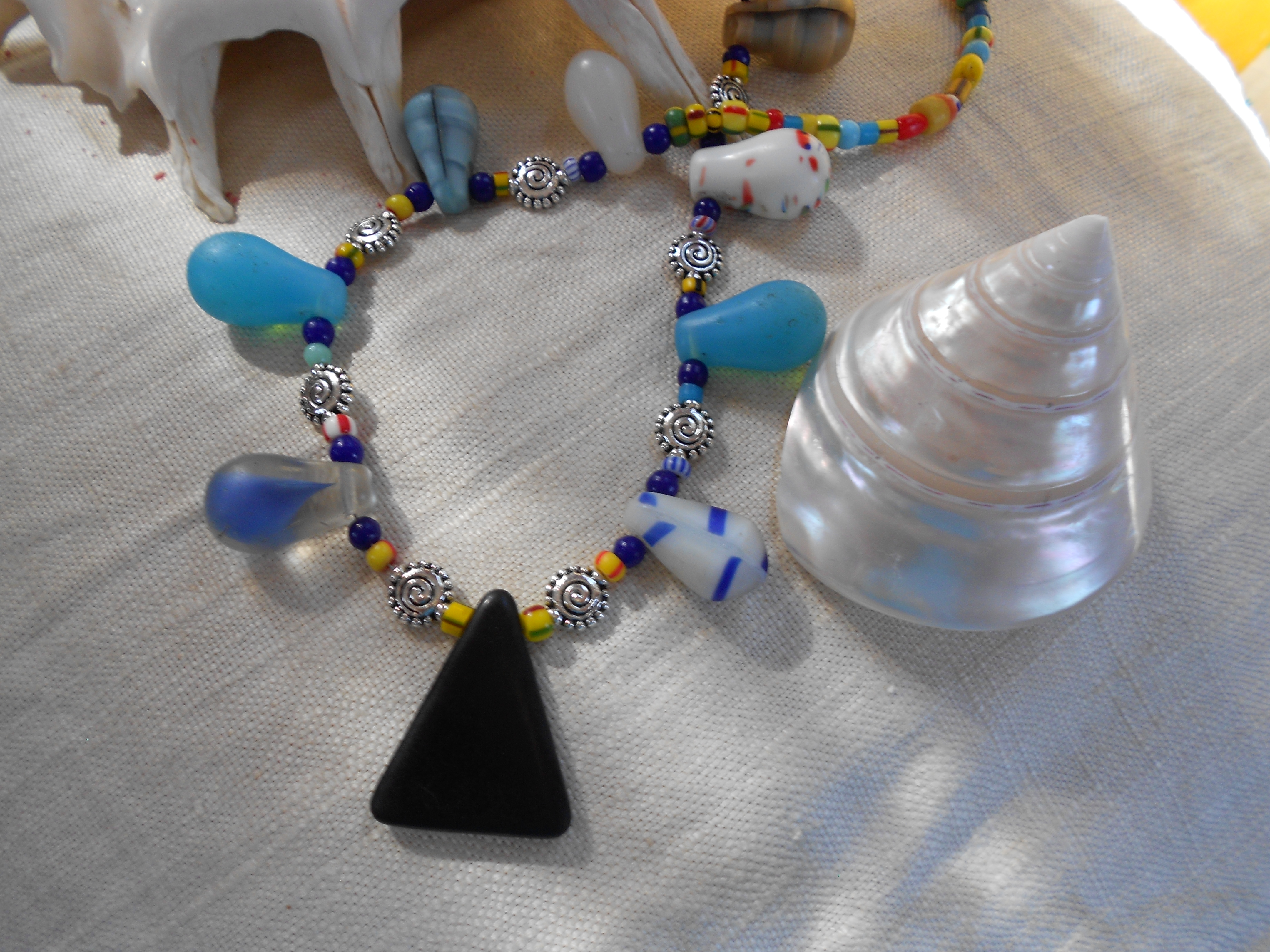 My Love for Mali Wedding Beads