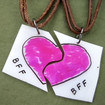 best friend jewelry shrinkies