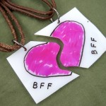 Best Friend Jewelry Shrinkies Tutorial