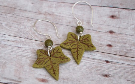 Maple Leaves Earrings - Susana Paredes