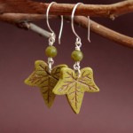 Dangling Maple Leaves