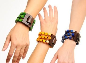Chunky Cube Fun Cuffs