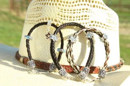 Horse Tail Hair Bracelets Jewelry Making Journal