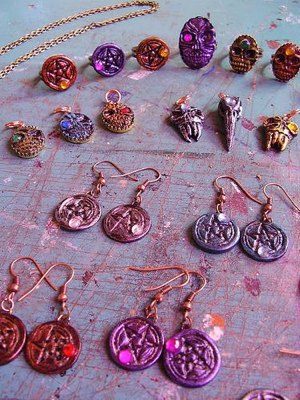 Assembly Line Jewelry for Teenagers
