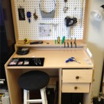 Jeweler's Bench - Handmade with Love