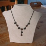Make a Necklace Display: A Cheap & Easy Way to Create A Great Looking Necklace Bust