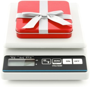 A postage scale and an online postage servicemake it easy to mail your jewelry orders from home.