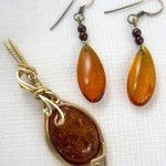 Amber jewelry by Rena Klingenberg