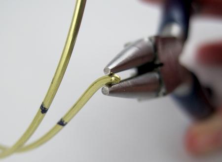Zen Spiral Bracelet Tutorial by Rena Klingenberg