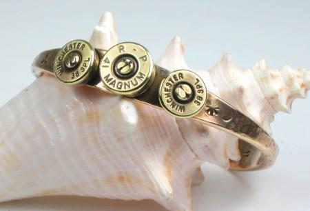 Bullet Shell Cuff