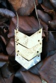Metallic Leather Jewelry