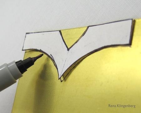 chevron-ring-trace-pattern