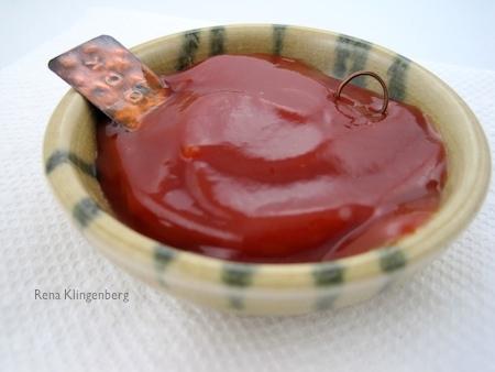 Limpiando el cobre con ketchup (Video)