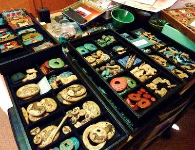 Organizing Beads