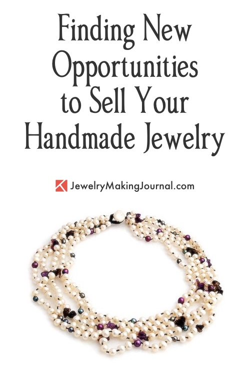 how to sell handmade jewelry to stores