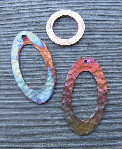 S-T-R-E-T-C-H: Experiments with Copper Washers