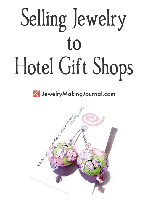 Selling Jewelry to Hotel Gift Shops