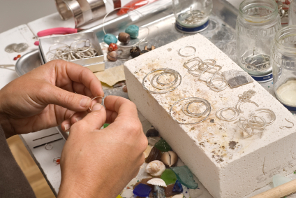 Tool Kits for Jewelry Making Workshops