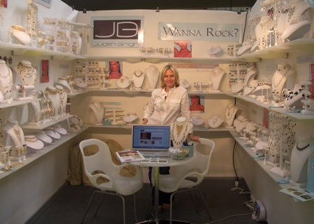Advice From My First Wholesale Trade Show Jewelry Making