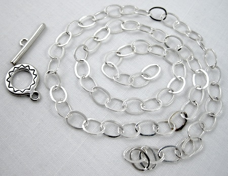 Oxidizing sterling silver with boiled eggs
