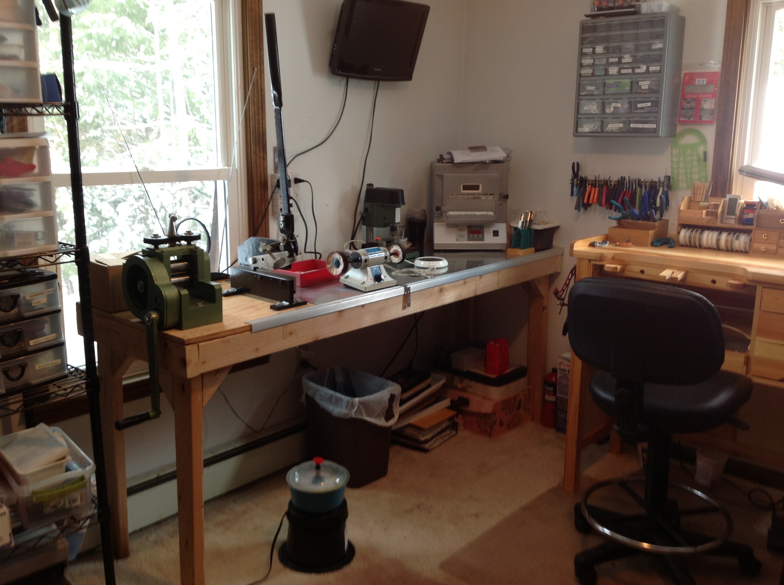 My Renaissance Jewelry Studio