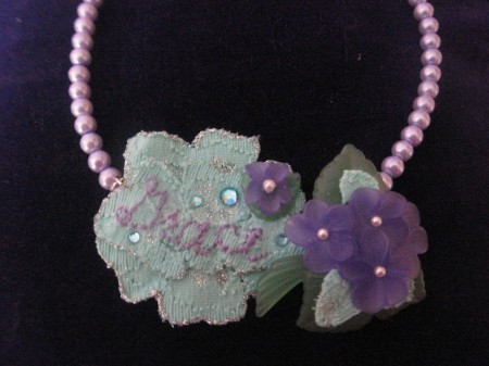 "Easter ""Grace"" Necklace"