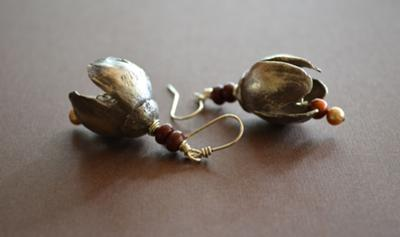 Bakuli Earrings