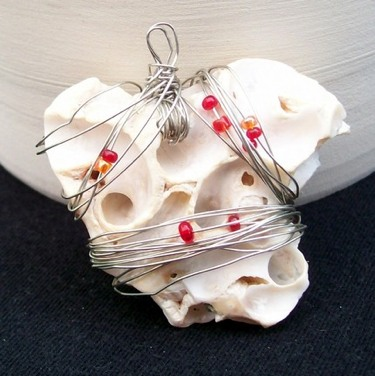 Innkeeper's Candle Pendant by Chelsea Clarey