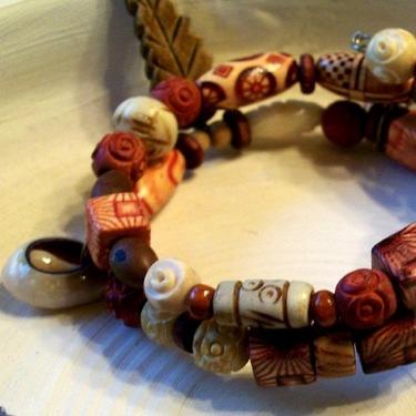 Trade Goods Memory Bracelet by Chelsea Clarey