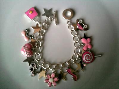 Chick Flick Charm Bracelets
