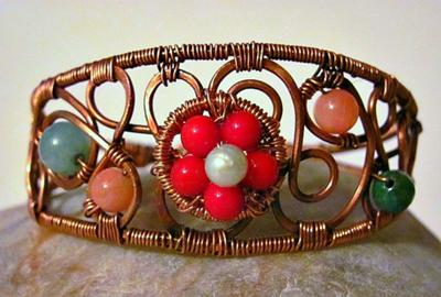 Garden Patch Bracelet